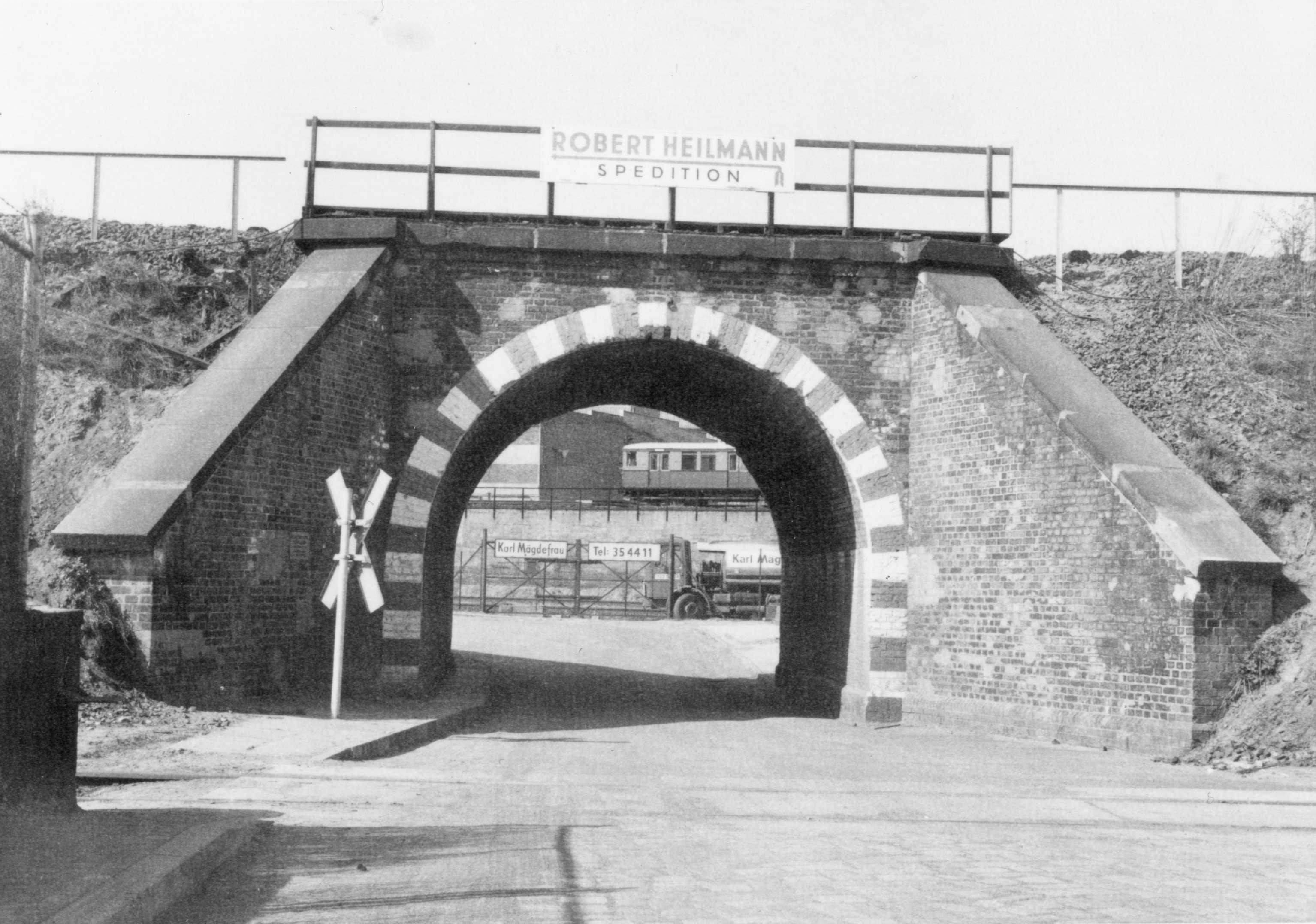 Güterbahnhof Moabit Gleis 69