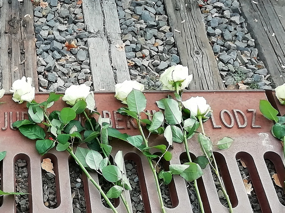 Gleis 17 Bahnhof Grundewald